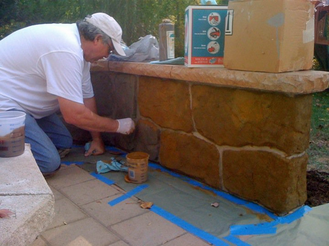 Wall Under Way. Creative Ideas For Patio ...